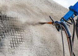 Торкретирование: технологии усиления бетона