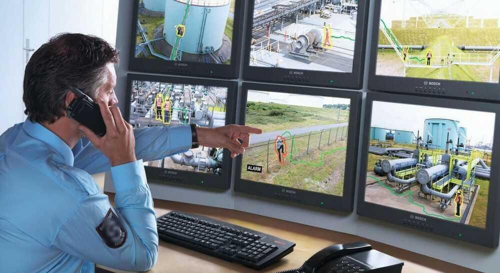 Системы видеонаблюдения в Москве - проектирование, монтаж, обслуживание