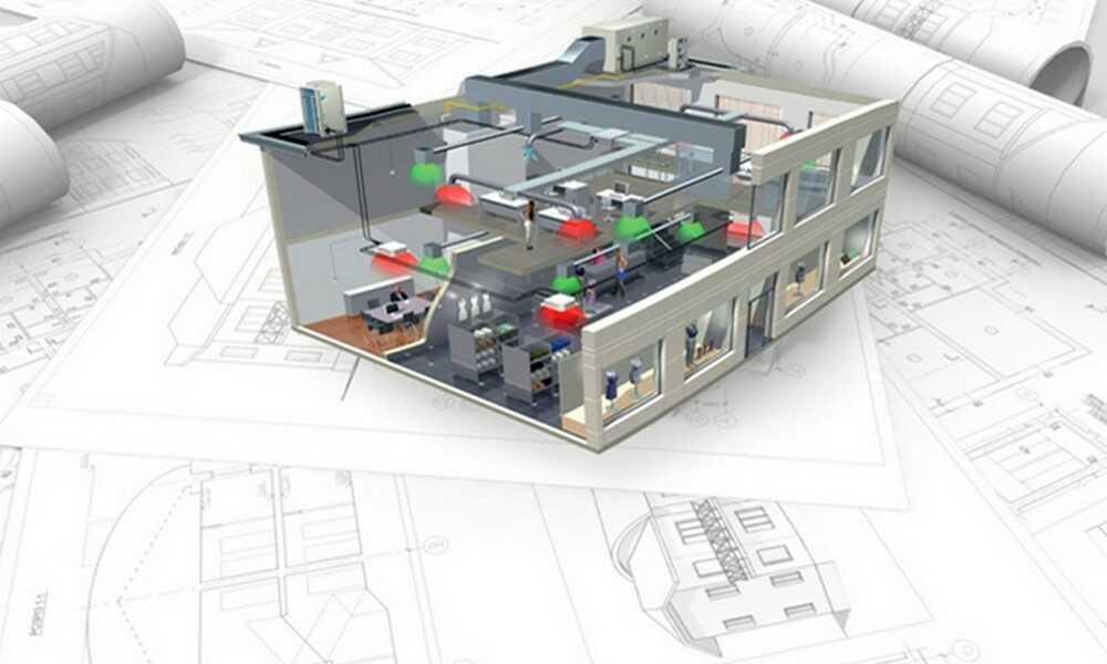 Проектирование и монтаж систем кондиционирования в Москве