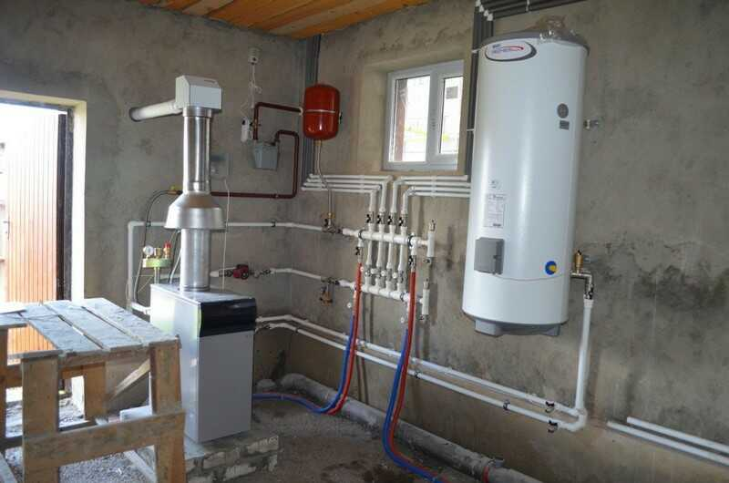 Системы отопления-заказать проектирование и монтаж в Москве