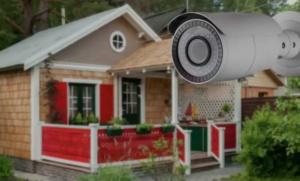 Система видеонаблюдения для дачи – как выбрать правильно