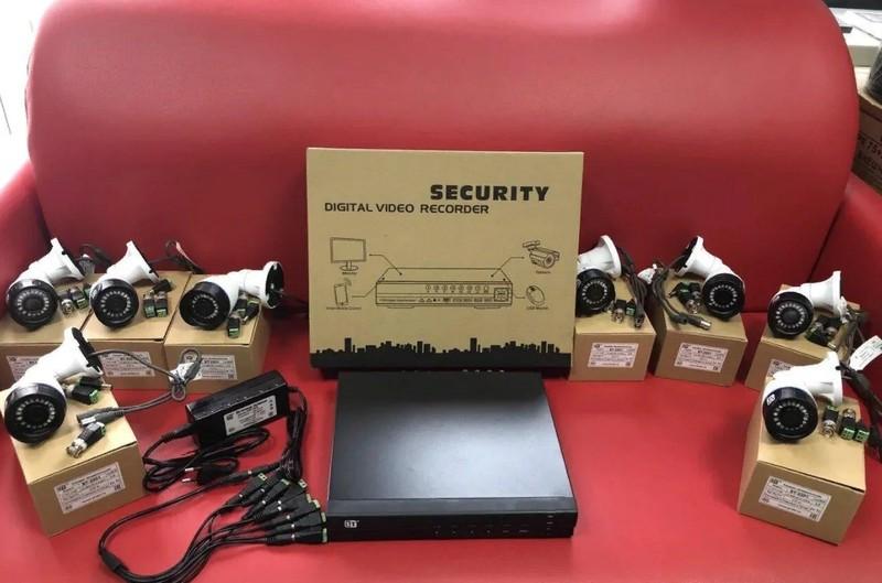 Как правильно выбрать систему видеонаблюдения для дачи. Установка систем видеонаблюдения в Москве